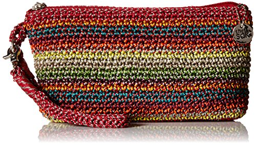 The Sak Casual Classics Large Wristlet Clutch