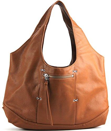 Kooba Hobo Bag in Luggage