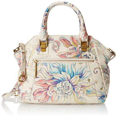 Elliott Lucca Artisan Faro Satchel Top Handle Bag