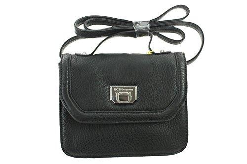 Bcbgeneration Black Square Shoulder Bag