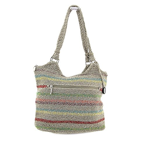 The Sak Belle Womens Fabric Tote