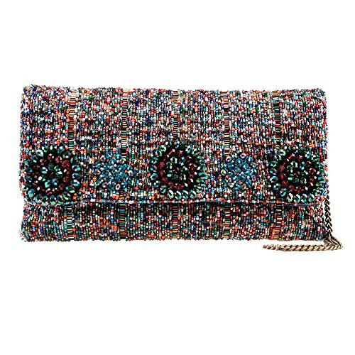 Mary Frances Carnival Clutch