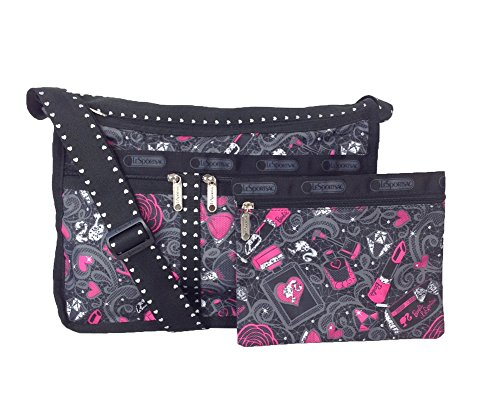 LeSportsac Artist Edition Deluxe Everyday Bag, Barbie's Night Out