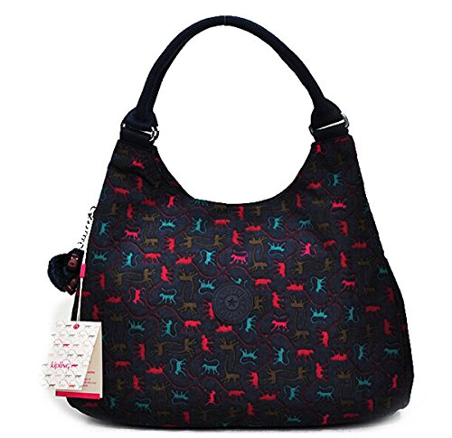 Kipling Bagsational Hobo Bag Black