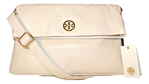 Tory Burch Dena Messenger Bag Bleach