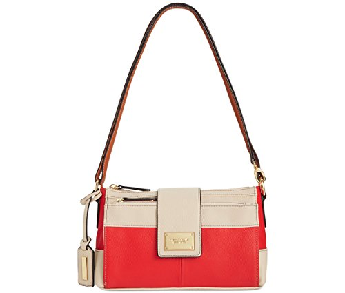 Tignanello Social Status Function Crossbody in Lipstick