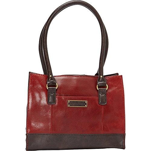 Tignanello Classic Icon Shopper (Rouge)