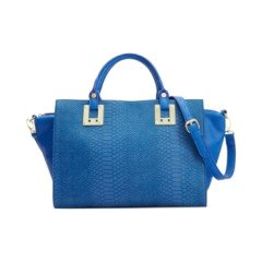 Steve Madden Bpanos Medium Satchel, Blue