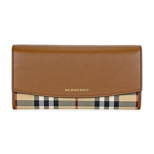 Burberry Horseferry Check 'Porter' Continental Women's Wallet