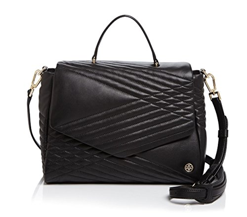 Tory Burch 797 Quilted Satchel $595.00