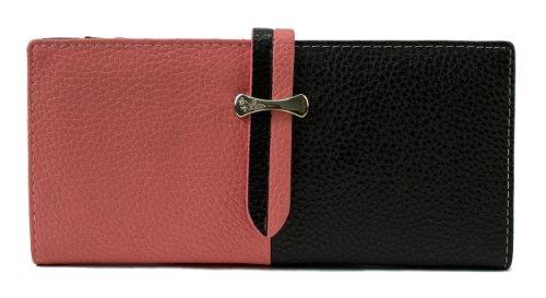 Scarleton Two Tone Drawstring Wallet H3315