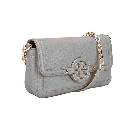 Tory Burch Amanda Leather Mini Crossbody Bag