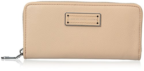Marc by Marc Jacobs Too Hot To Handle Slim Zip Around Small Good Wallet