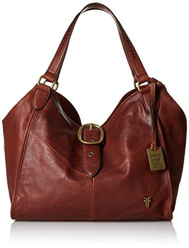 FRYE Belle Bohemian Satchel Top-Handle Bag