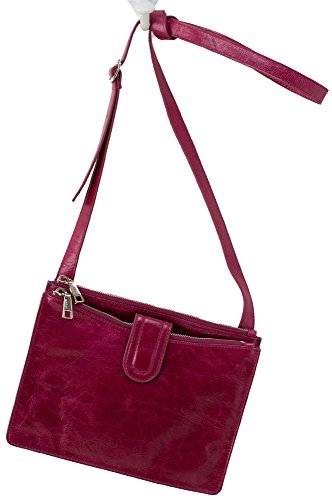Hobo Handbags Vintage Leather Goldie Crossbody – Merlot
