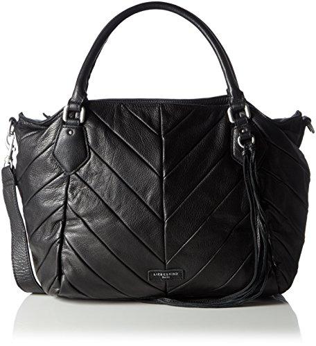 Liebeskind Berlin Amanda Tote Bag, Black, One Size