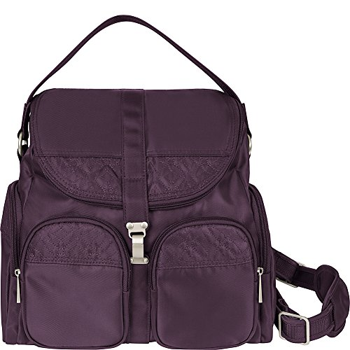 Travelon Anti-Theft Signature Convertible Backpack