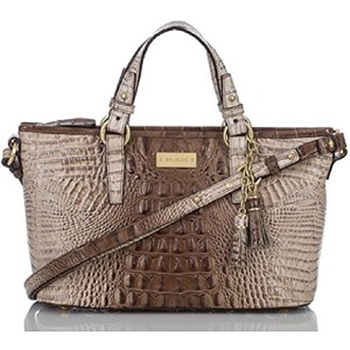 Brahmin Mini Asher Amaretto