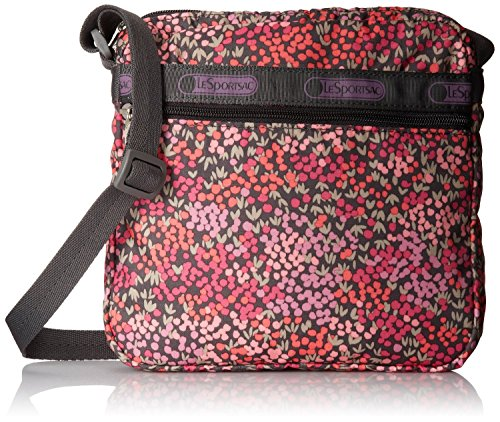 LeSportsac Shellie Cross-Body Handbag (Lavender Fields)