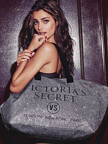 Victoria's Secret Popup Weekender Tote Bag, Holiday 2015 Limited Edition