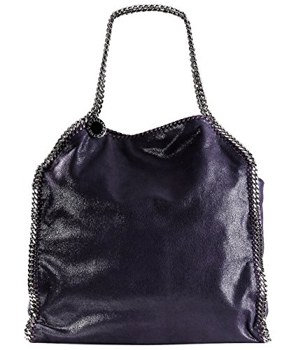 Stella McCartney Women's Falabella Chain-Trimmed Bag