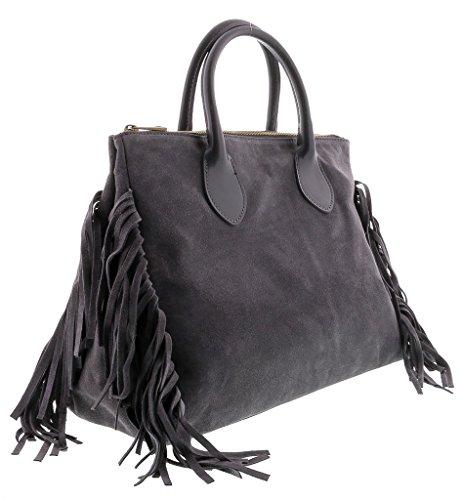 HS5294 FARA Leather Sastchel/Shoulder Bag