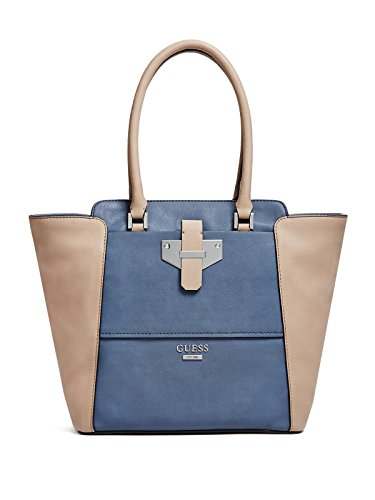 GUESS Women's Wilmington Color-Blocked Carryall