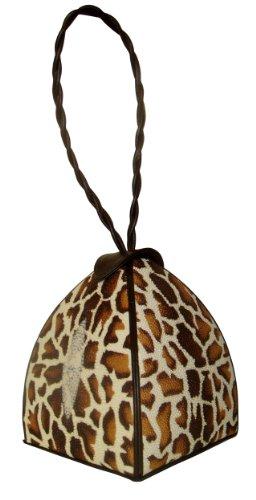 Cloche Stingray -Brown & Ivory Pattern Handbag- BLACK FRIDAY Offer – 72% Off!