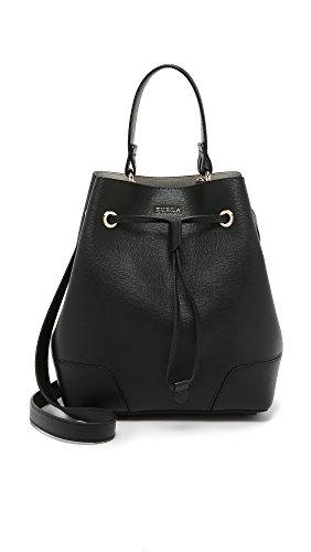 Furla Women's Stacy Small Drawstring Bucket Bag