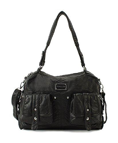 Scarleton Soft Fashion Washed Shoulder Bag H1627