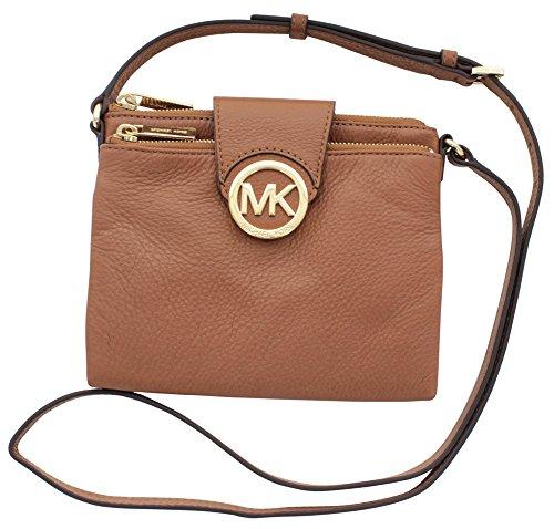 MICHAEL Michael Kors Fulton Women's Leather Crossbody Handbag