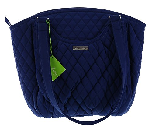 Vera Bradley Glenna Shoulder Handbag in Lapis