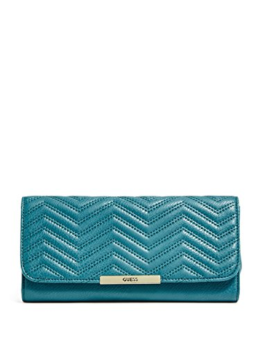 GUESS Women's Cleopatra Quilted Clutch