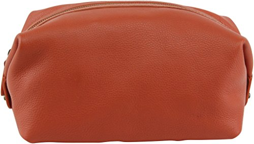 Polo Ralph Lauren Leather Shaving Kit Accessory Bag