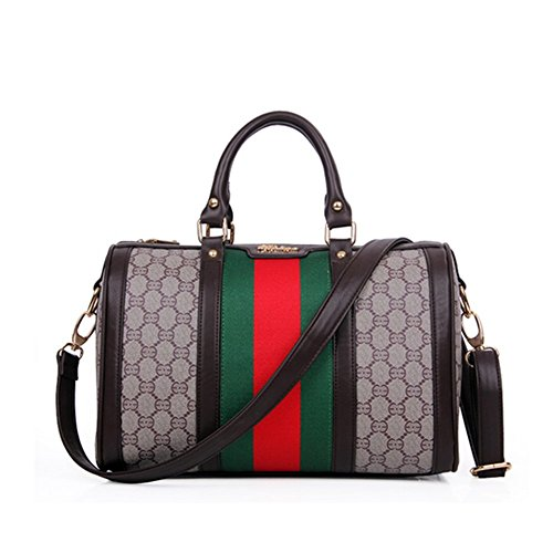 Bagoddess South Korea Fashion Cylinder Handbag