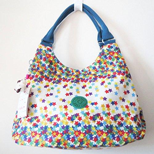 Kipling Bagsational Hobo Bag Stars