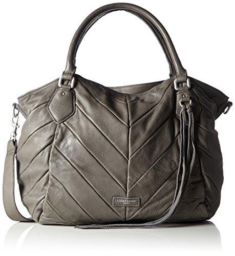 Liebeskind Berlin Amanda Tote Bag, French Grey, One Size