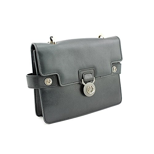 Versace LBFS361 Women Leather Satchel