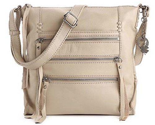 Lucky Brand Shannon Crossbody Leather Handbag