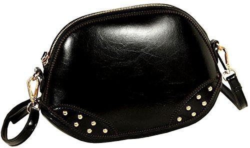 Heshe® Women's New Fashion Crossbody Bag Shoulder Handbag Sling Bag Satchel for Ladies