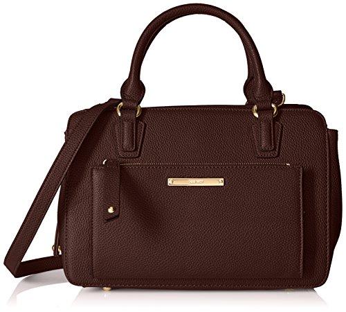 Nine West Zip N Go Satchel Top-Handle Bag