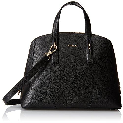 Furla Perla Medium Satchel Top-Handle Bag