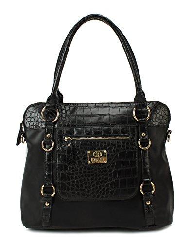 Scarleton Chic Croc Shoulder Bag H1593