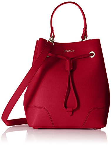 Furla Stacy Small Drawstring Convertible Top-Handle Bag
