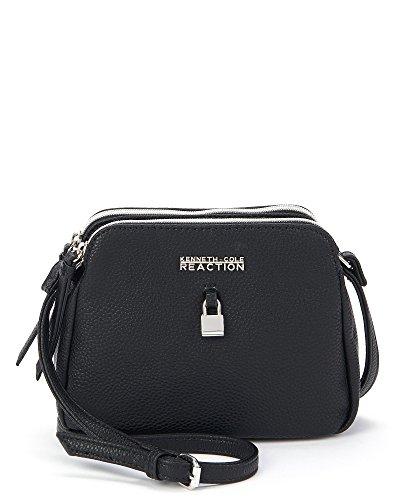 Kenneth Cole Reaction Ashlee Mini Cross-Body Bag, Black