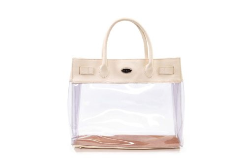Furla Giovanna Fulanetto's Clear Shopper