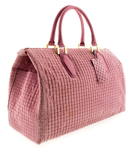 HS2021 TALIA Leather Satchel/Top Handle Bag