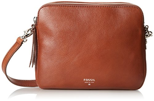Fossil Sydney Cross Body, Brown, One Size