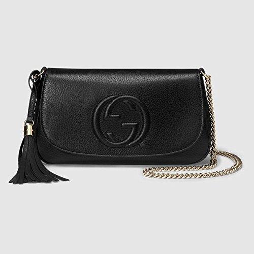 Replica – Gucci Soho leather shoulder bag