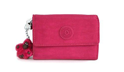 Kipling Pixi Medium Wallet Blooming Rose